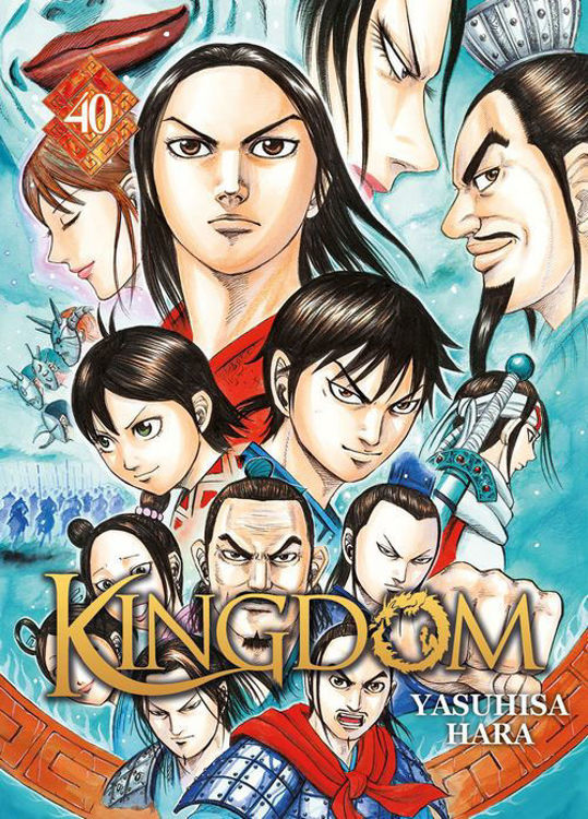 Kingdom - Tome 40