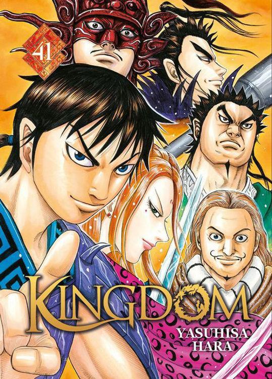 Kingdom - Tome 41