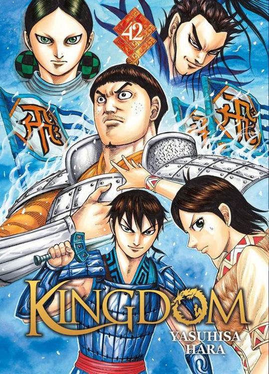 Kingdom - Tome 42