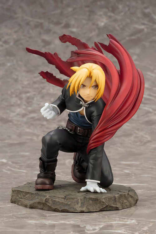 Fullmetal Alchemist - Figurine Edward Elric