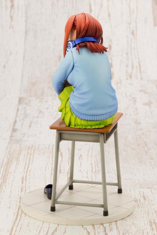 The Quintessential Quintuplets - Figurine Miku Nakano