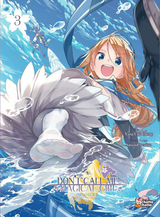 Dont Call Me Magical Girl - Tome 03