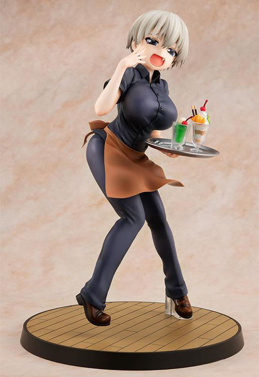 Uzaki-chan Wants to Hang out! - Figurine Hana Uzaki: Manga Cafe Asia Ver.