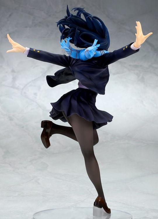 SSSS.GRIDMAN - Figurine Rikka Takarada: School Uniform Ver.