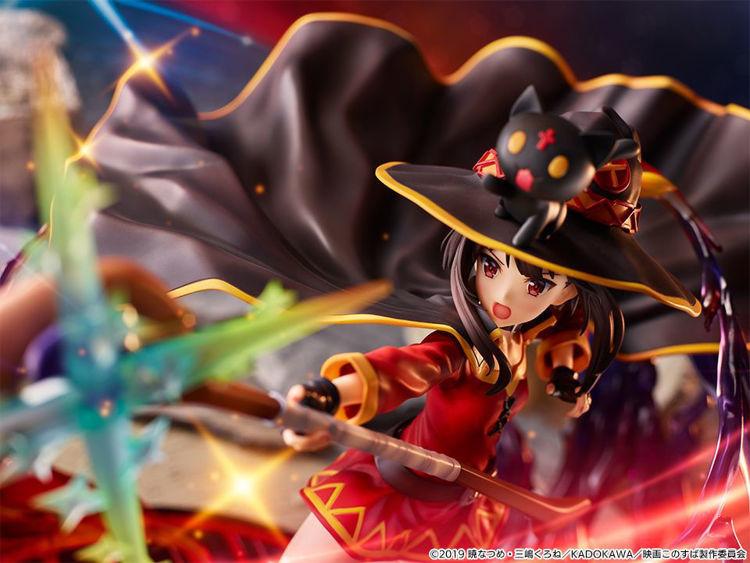 Kono Subarashii Sekai ni Syukufuku wo! - Figurine Megumin: Explosion Ver.