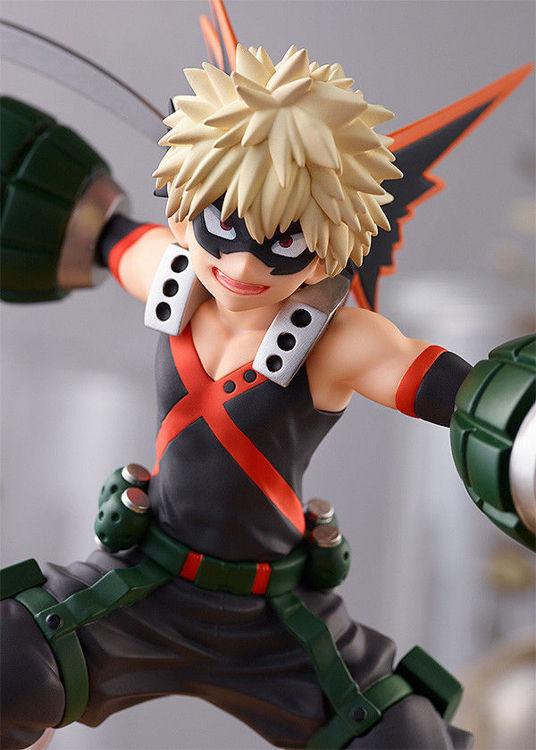 My Hero Academia - POP UP PARADE Katsuki Bakugo Hero Costume Ver.