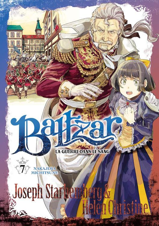 Baltzar - La guerre dans le sang - Tome 7