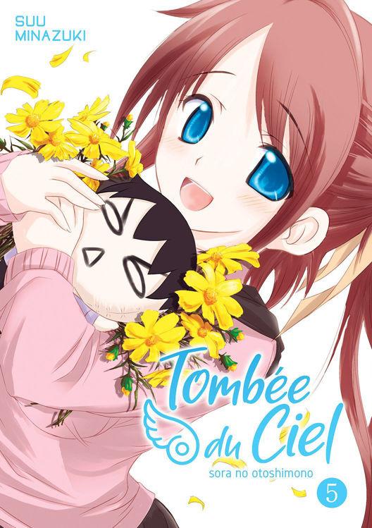 Tombée du Ciel (Sora no Otoshimono) - Tome 05