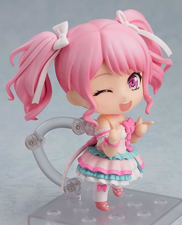 1139 BanG Dream! Girls Band Party! Nendoroid Aya Maruyama Stage Outfit Ver.