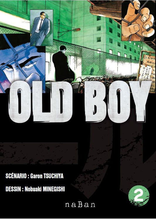 Old Boy - Tome 2