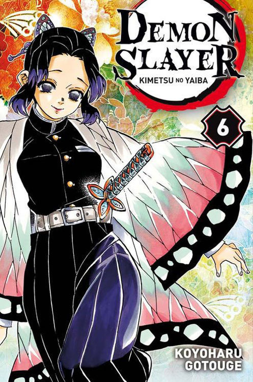 Image de Demon Slayer: Kimetsu no Yaiba Tome 06