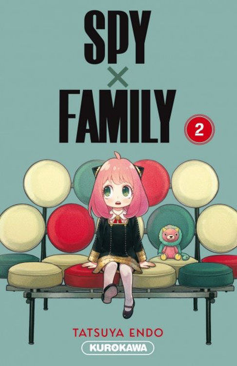 SPY X FAMILY Tome 02