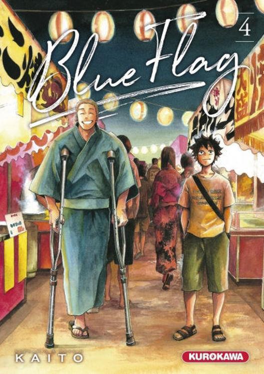 Blue Flag Tome 04