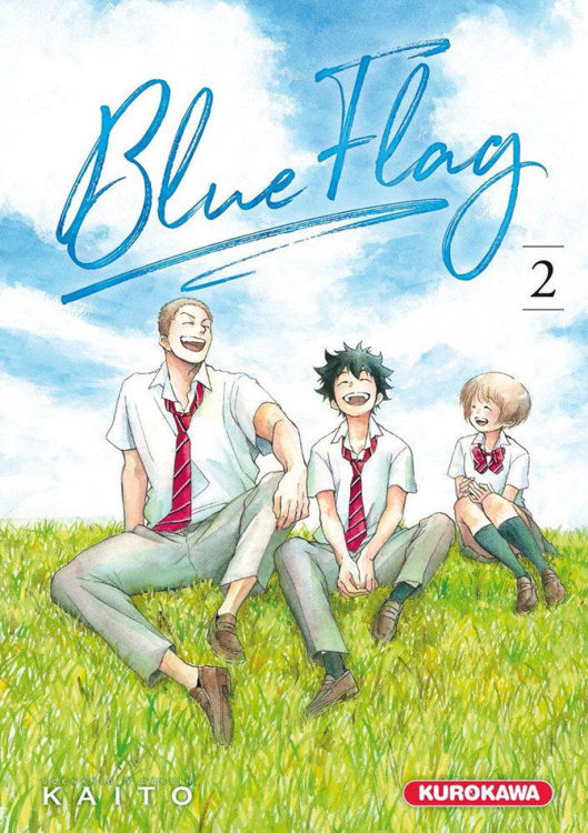 Blue Flag Tome 02