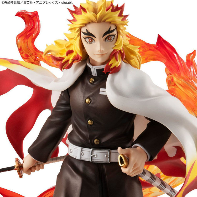 Demon Slayer: Kimetsu no Yaiba - Figurine Rengoku Kyoujurou