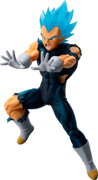 Dragon Ball - Figurine Vegeta: Super Saiyan God SS