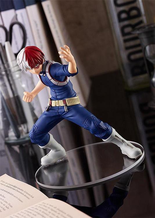 My Hero Academia - POP UP PARADE Shoto Todoroki: Hero Costume Ver.