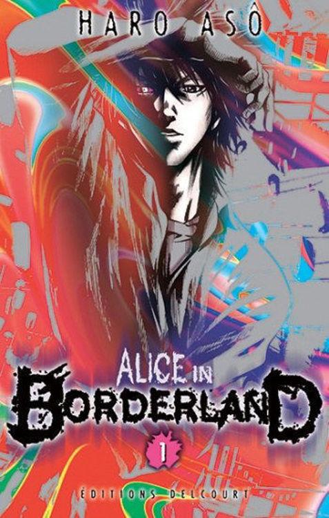 Alice in Borderland Tome 01
