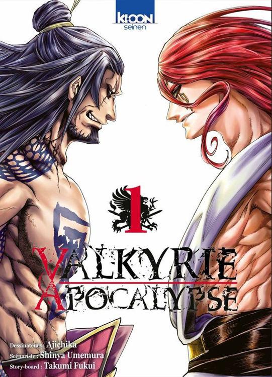 Valkyrie Apocalypse Tome 01