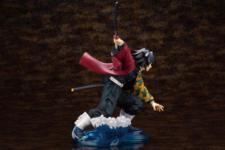 Demon Slayer Kimetsu no Yaiba - Figurine Giyu Tomioka