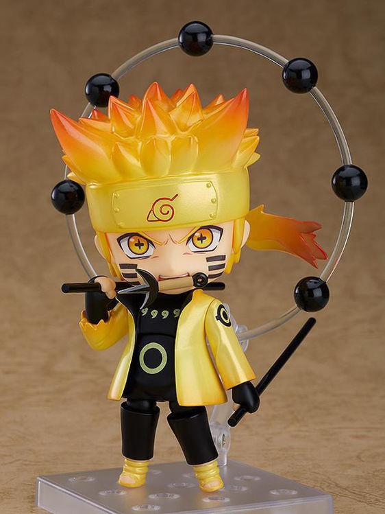 Naruto Shippuden - 1273 Nendoroid Naruto Uzumaki: Sage of the Six Paths Ver.