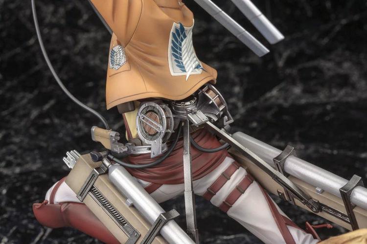 Attack on Titan - Figurine Eren Yeager
