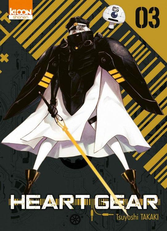 Heart Gear Tome 03