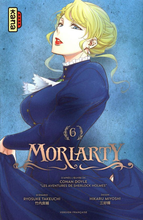 Moriarty Tome 06