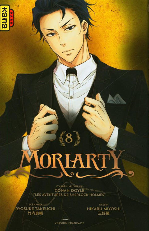 Moriarty Tome 08