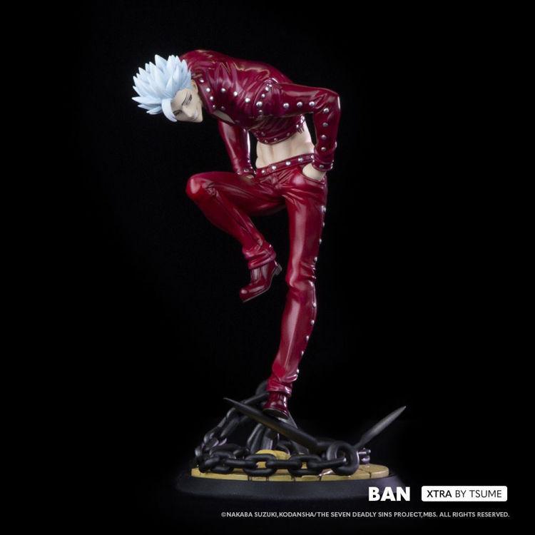 Seven Deadly Sins - Figurine Ban