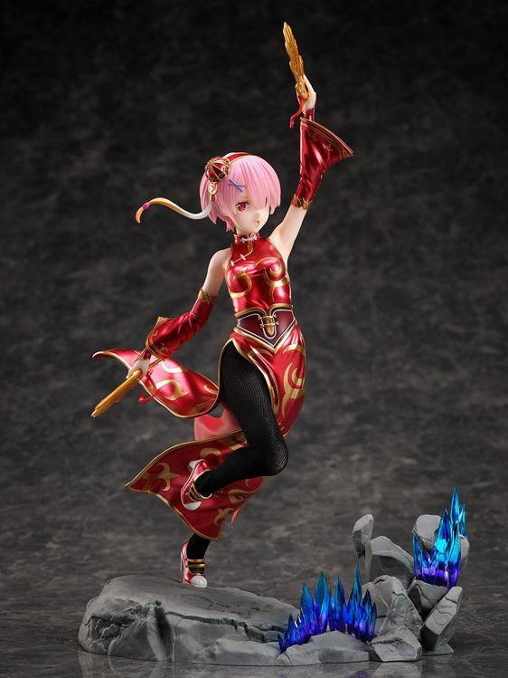 Image de Re:ZERO -Starting Life in Another World- Figurine Ram : China Dress Ver.