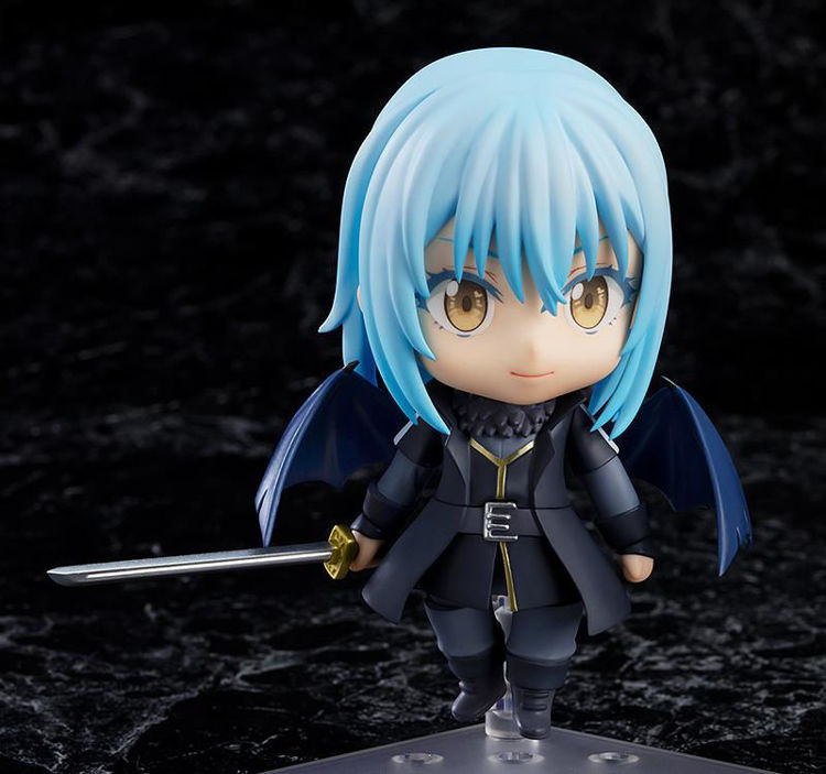 Image de That Time I Got Reincarnated as a Slime - 1568 Nendoroid Rimuru : Demon Lord Ver.