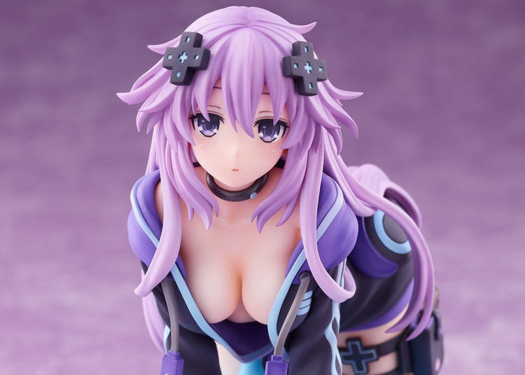 Image de Hyperdimension Neptunia - Figurine Neptune : Wake Up Ver.