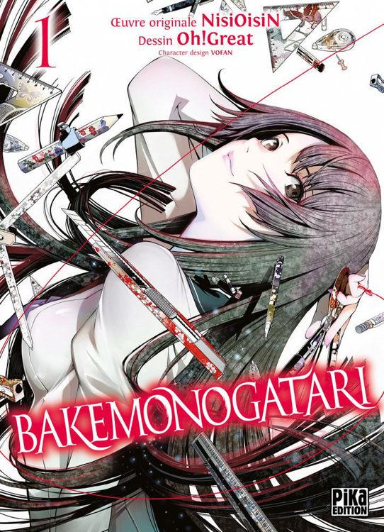 Bakemonogatari Tome 01