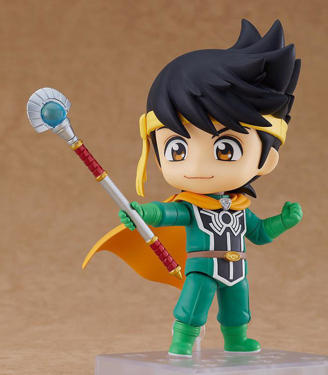 Image de Dragon Quest : The Legend of Dai - 1571 Nendoroid Popp