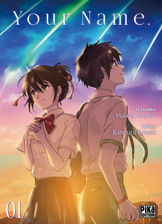 Your Name. Tome 01