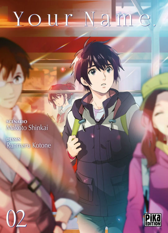 Your Name. Tome 02
