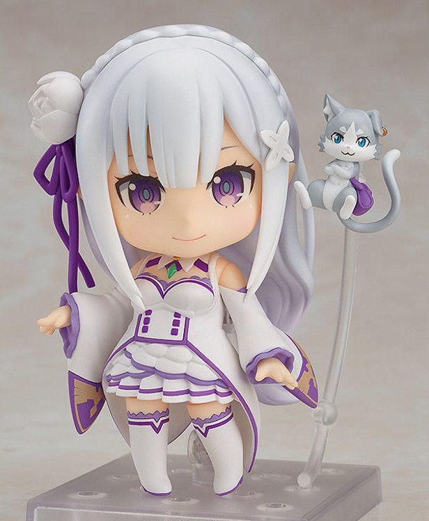 Re:ZERO -Starting Life in Another World- 751 Nendoroid Emilia
