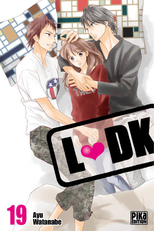 LDK Tome 19