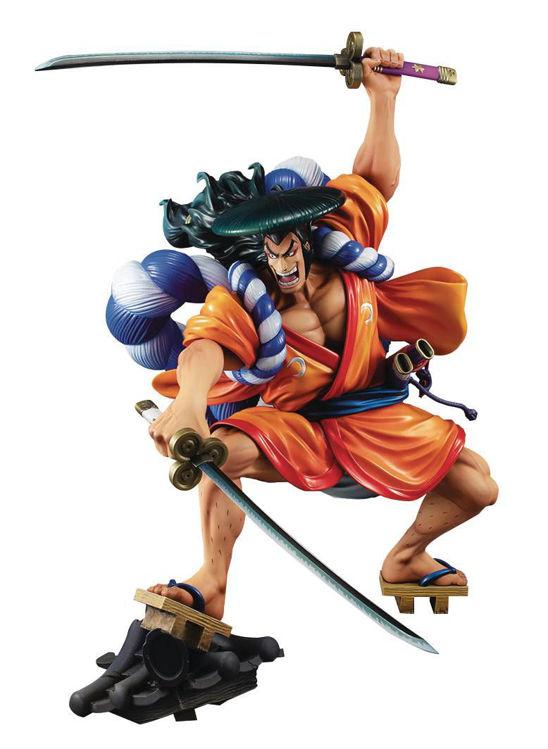 Image de One Piece - Figurine Oden Koduki: P.O.P. Warriors Alliance