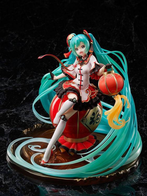 Figurine Hatsune Miku Chinese New Year Ver.