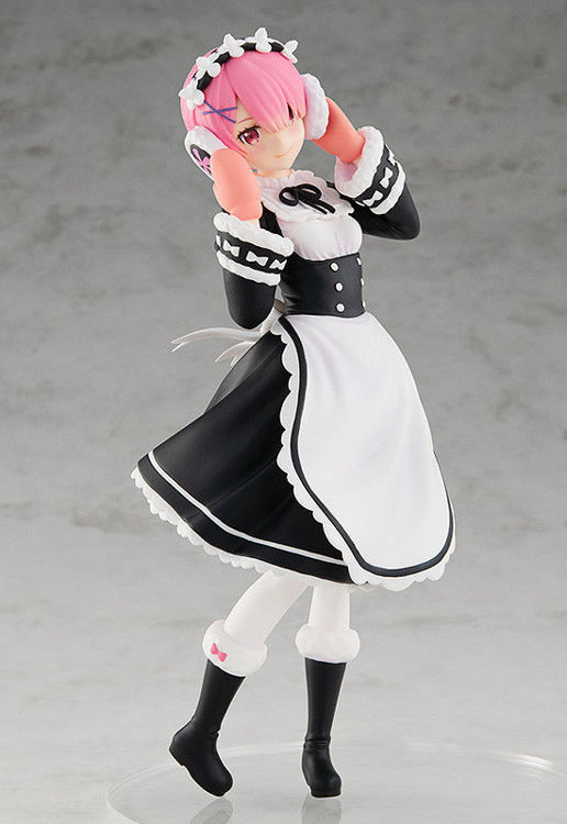 Re:ZERO -Starting Life in Another World- POP UP PARADE Ram : Ice Season Ver.