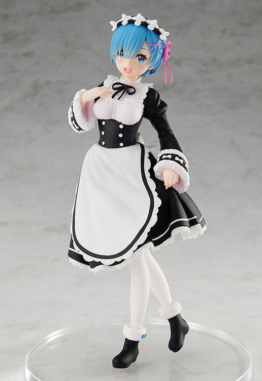 Re:ZERO -Starting Life in Another World- POP UP PARADE Rem : Ice Season Ver.
