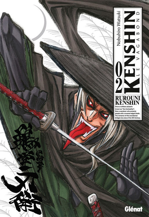 Kenshin Perfect Edition Tome 02
