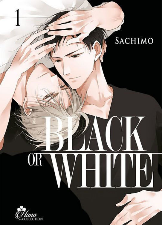 Black or White Tome 01
