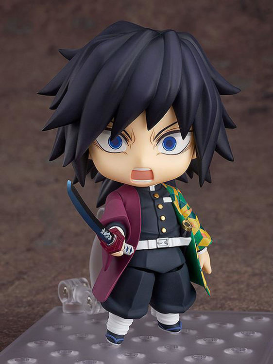 Demon Slayer Kimetsu no Yaiba - 1408 Nendoroid Giyu Tomioka