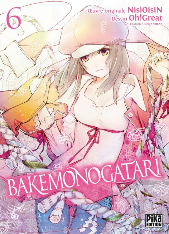 Image de Bakemonogatari Tome 06