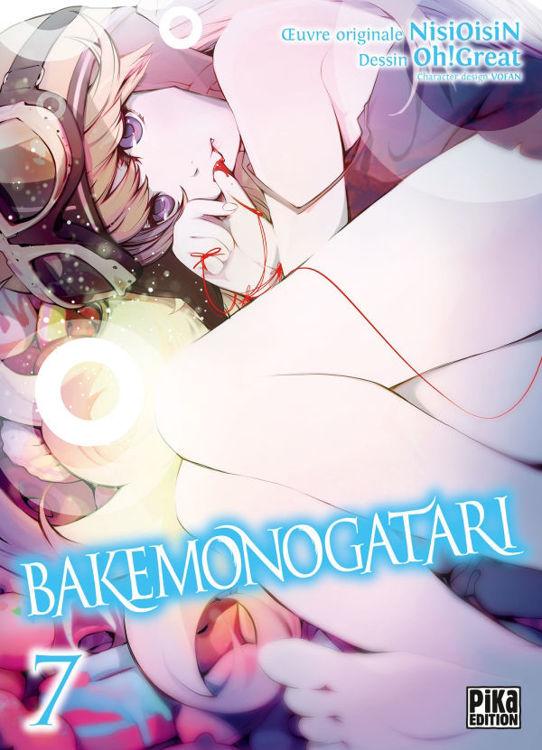 Image de Bakemonogatari Tome 07