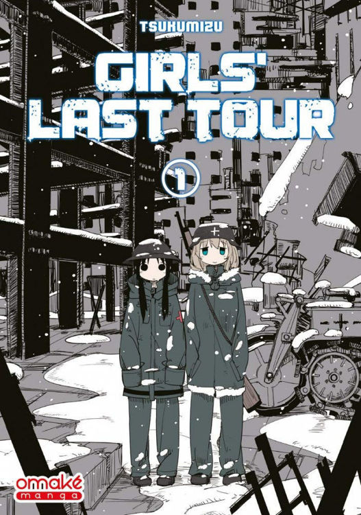 Girls Last Tour Tome 01