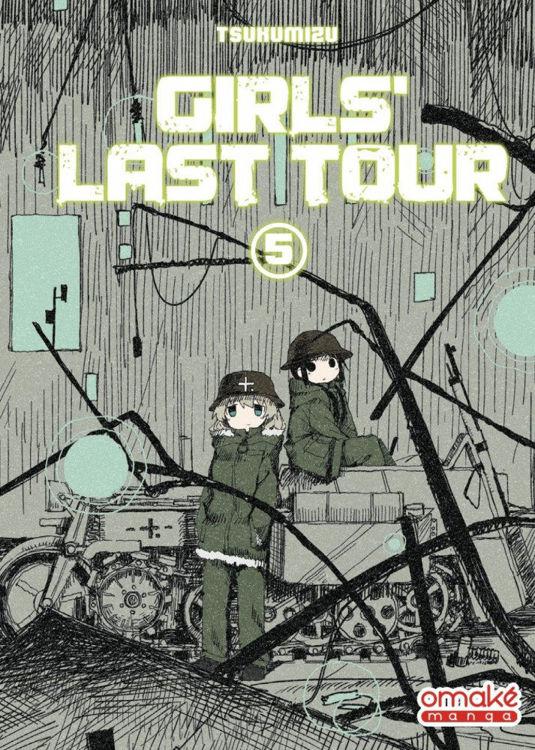 Girls Last Tour Tome 05